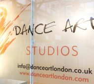 Conversion of former Health Club to Modern Dance Studio